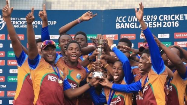 ICC U-19 World Cup 2016 Champion West Indies U-19 team