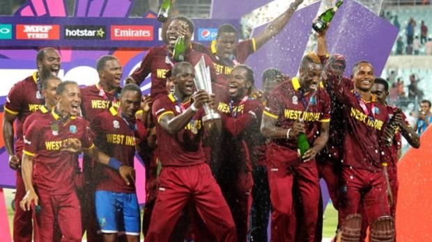 ICC World T20, 2016 Champion West Indies