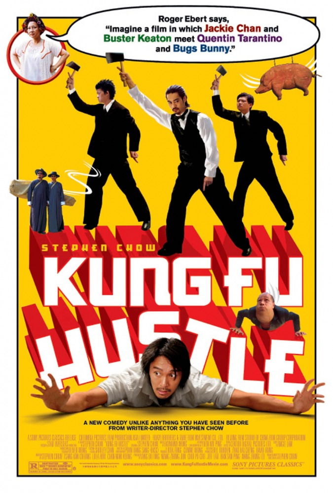 In 2004, his film Kung Fu Hustle grossed over US$106 million all over the world.