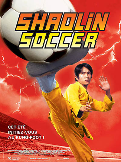 In 2001 Chow's film Shaolin Soccer grossed over US$50 million all over the world.